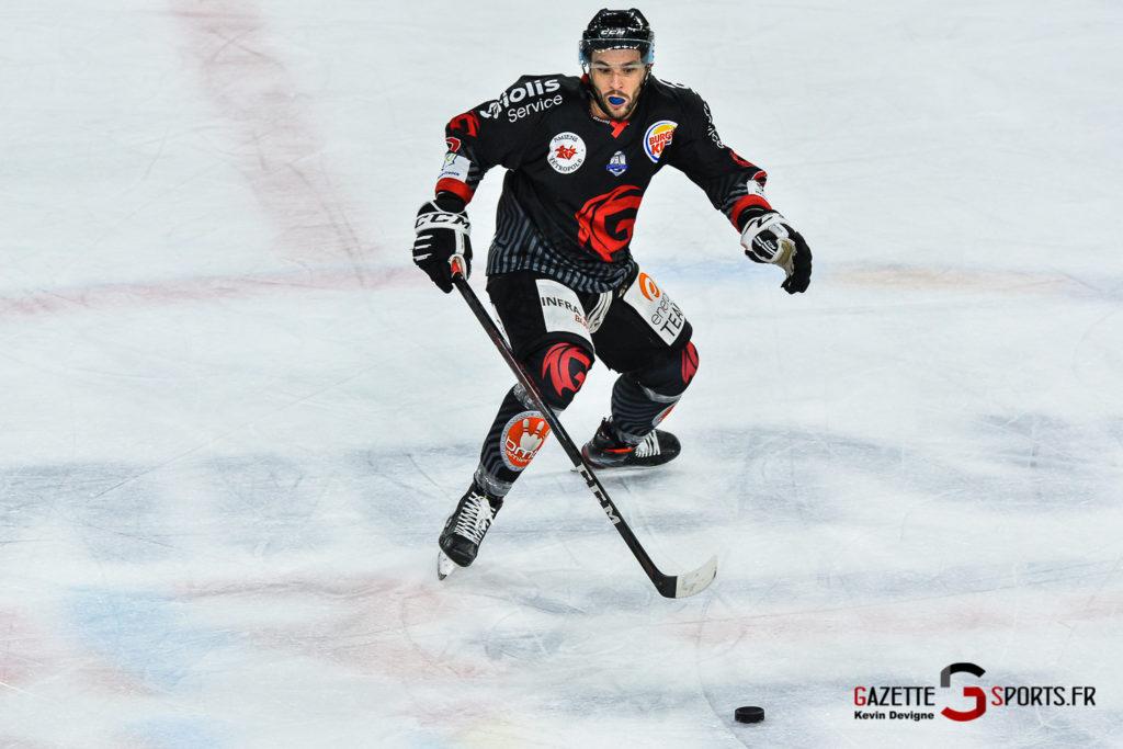 Hockey Sur Glace Amiens Vs Mulhouse J5 Kevin Devigne Gazettesports 46