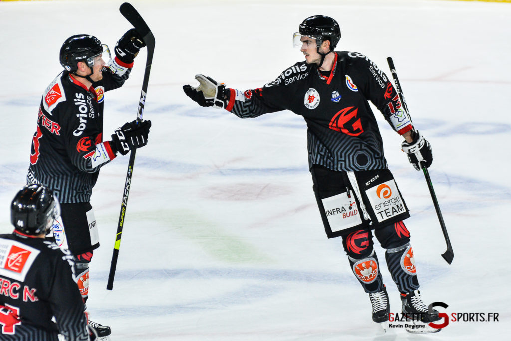 Hockey Sur Glace Amiens Vs Mulhouse J5 Kevin Devigne Gazettesports 47