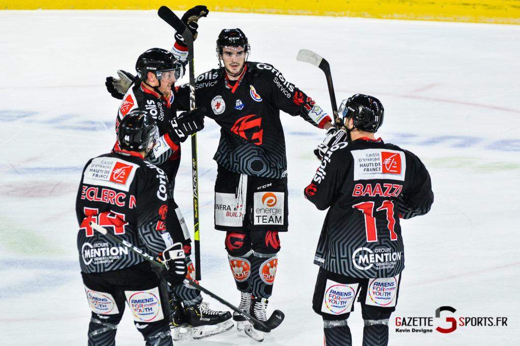 Hockey Sur Glace Amiens Vs Mulhouse J5 Kevin Devigne Gazettesports 48