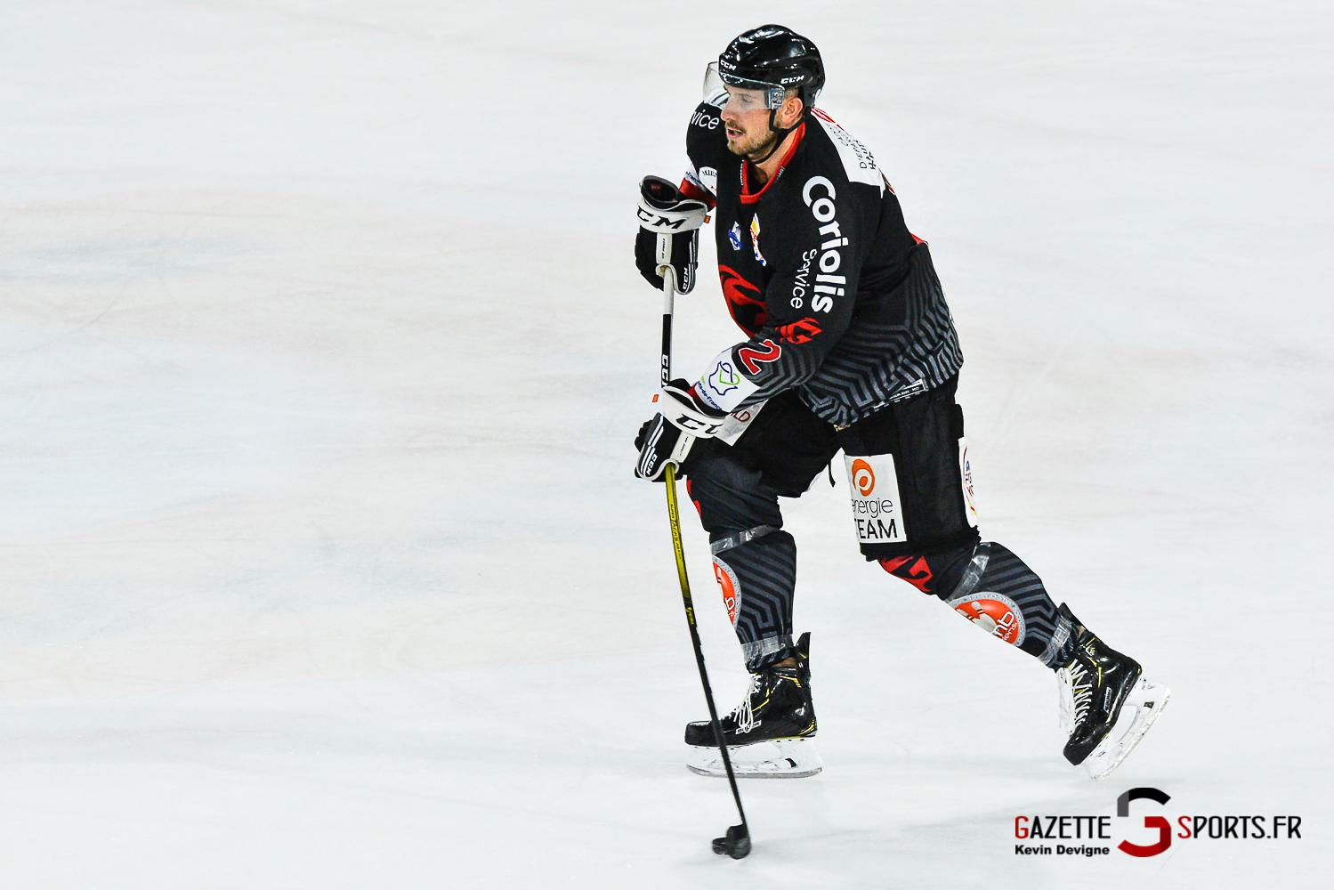 Hockey Sur Glace Amiens Vs Mulhouse J5 Kevin Devigne Gazettesports 49