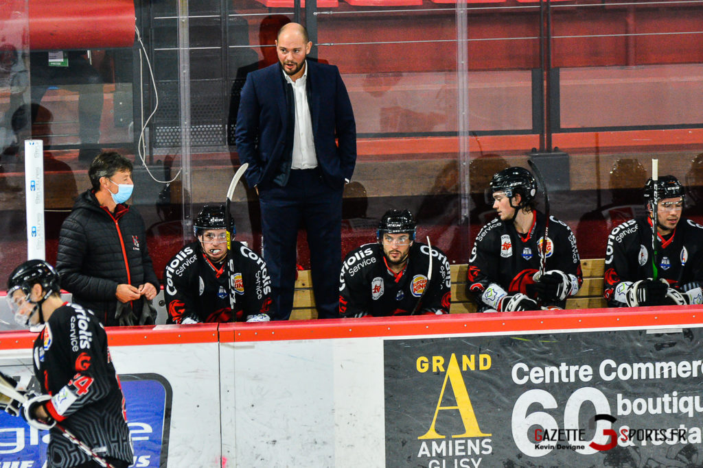 Hockey Sur Glace Amiens Vs Mulhouse J5 Kevin Devigne Gazettesports 52
