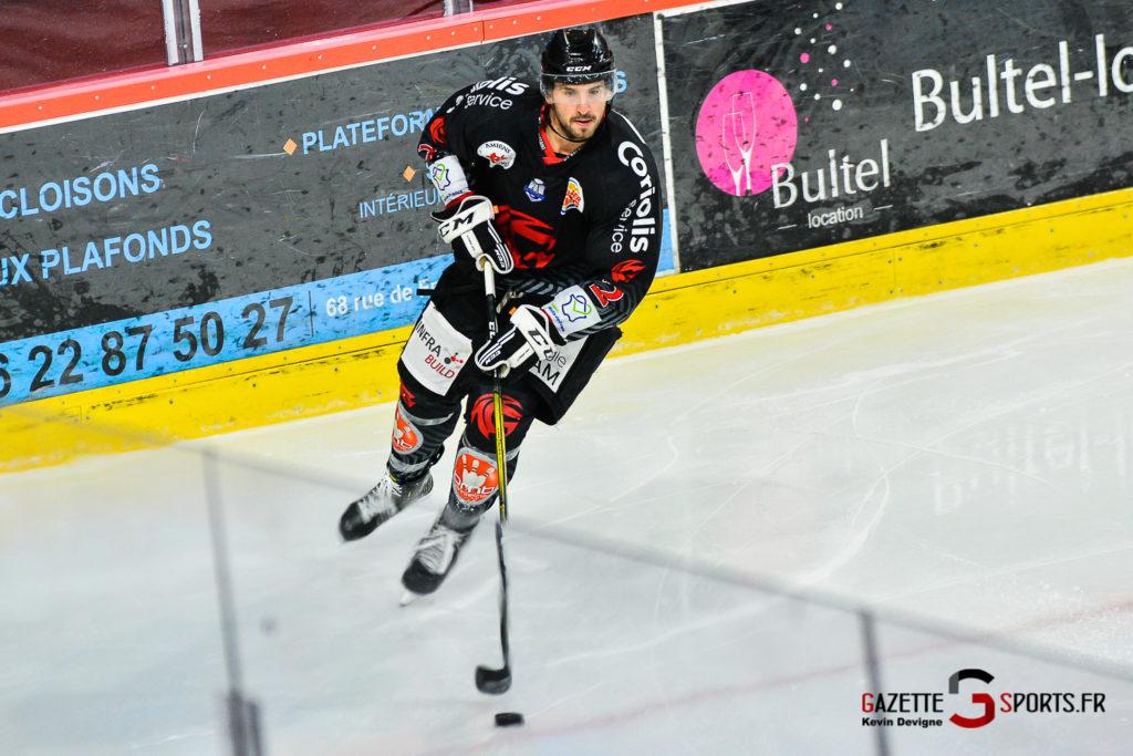Hockey Sur Glace Amiens Vs Mulhouse J5 Kevin Devigne Gazettesports 53