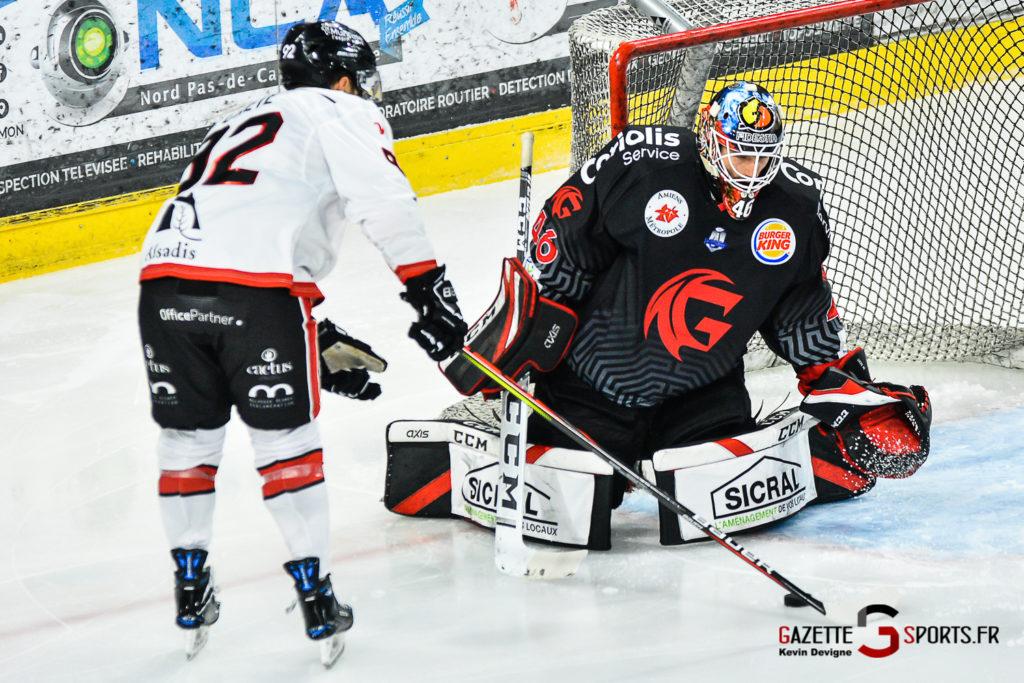 Hockey Sur Glace Amiens Vs Mulhouse J5 Kevin Devigne Gazettesports 54