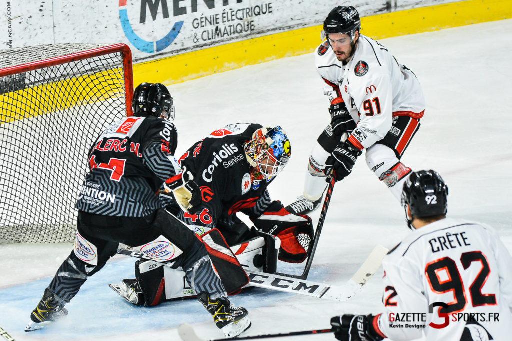Hockey Sur Glace Amiens Vs Mulhouse J5 Kevin Devigne Gazettesports 56