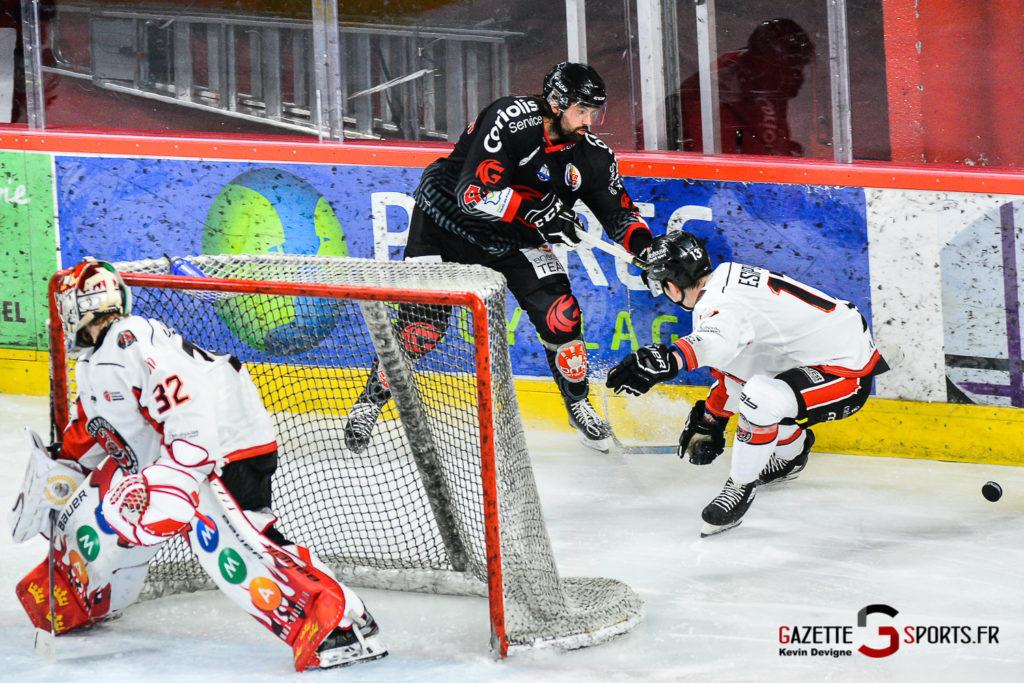 Hockey Sur Glace Amiens Vs Mulhouse J5 Kevin Devigne Gazettesports 57