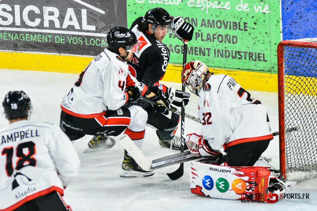 Hockey Sur Glace Amiens Vs Mulhouse J5 Kevin Devigne Gazettesports 58