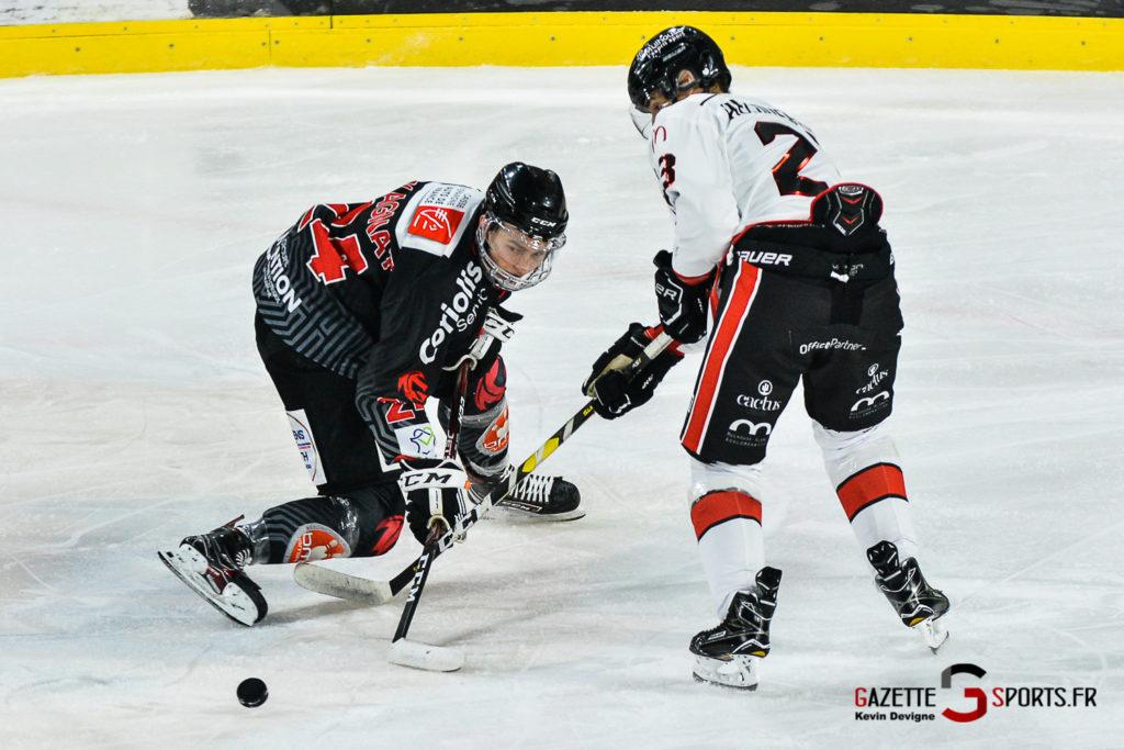 Hockey Sur Glace Amiens Vs Mulhouse J5 Kevin Devigne Gazettesports 59