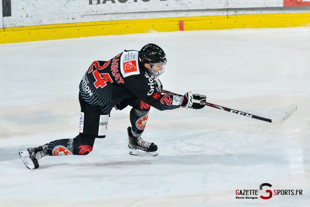 Hockey Sur Glace Amiens Vs Mulhouse J5 Kevin Devigne Gazettesports 60