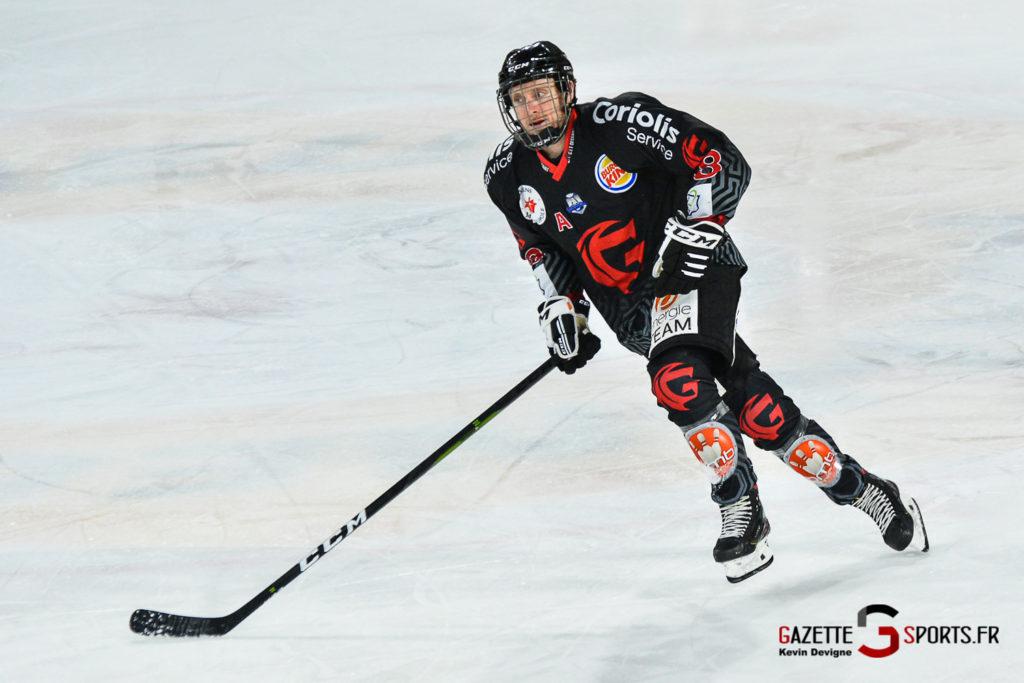 Hockey Sur Glace Amiens Vs Mulhouse J5 Kevin Devigne Gazettesports 63