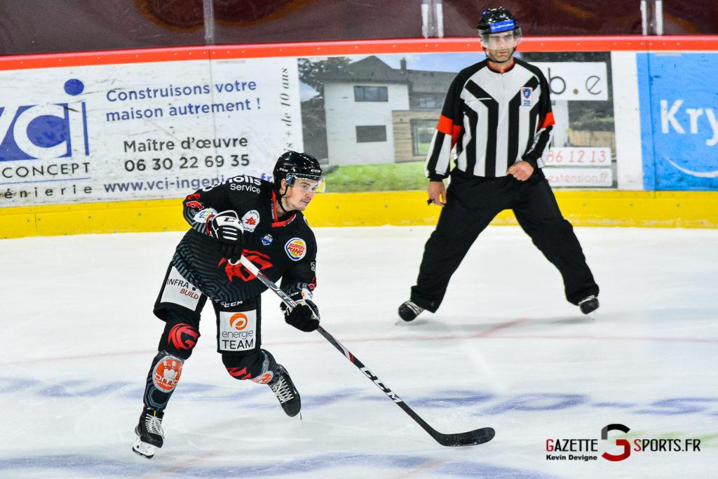 Hockey Sur Glace Amiens Vs Mulhouse J5 Kevin Devigne Gazettesports 64