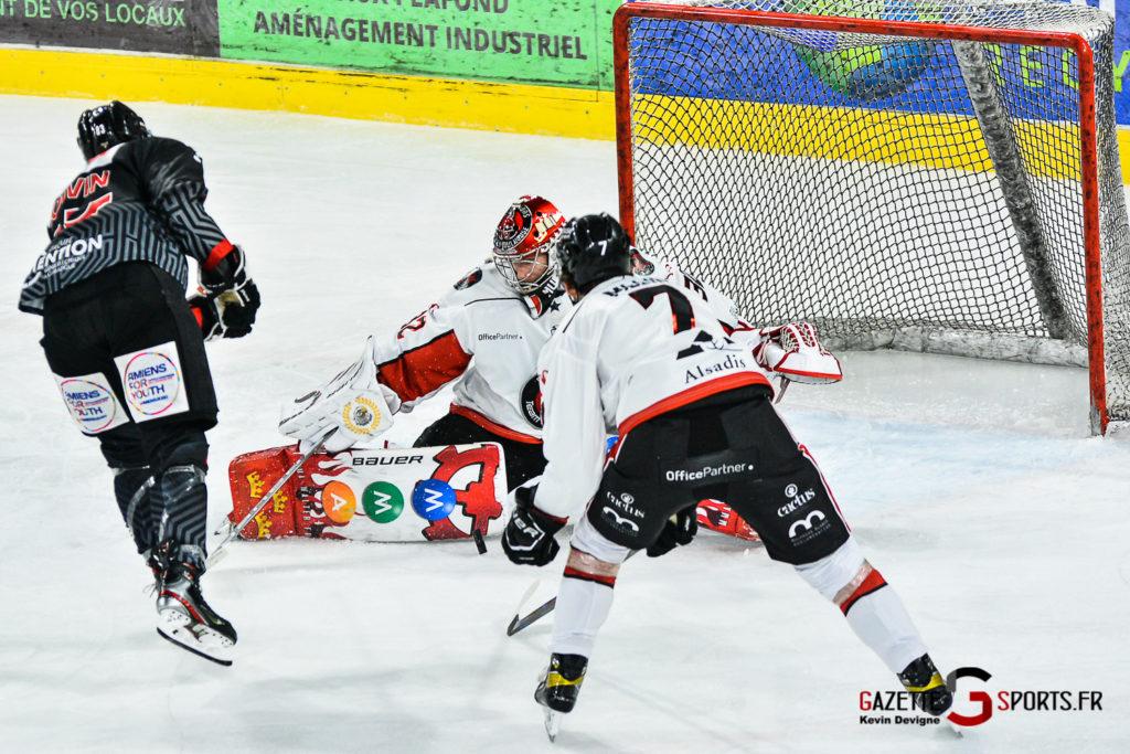 Hockey Sur Glace Amiens Vs Mulhouse J5 Kevin Devigne Gazettesports 65
