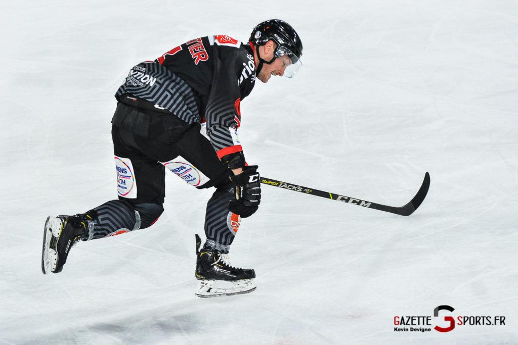 Hockey Sur Glace Amiens Vs Mulhouse J5 Kevin Devigne Gazettesports 66