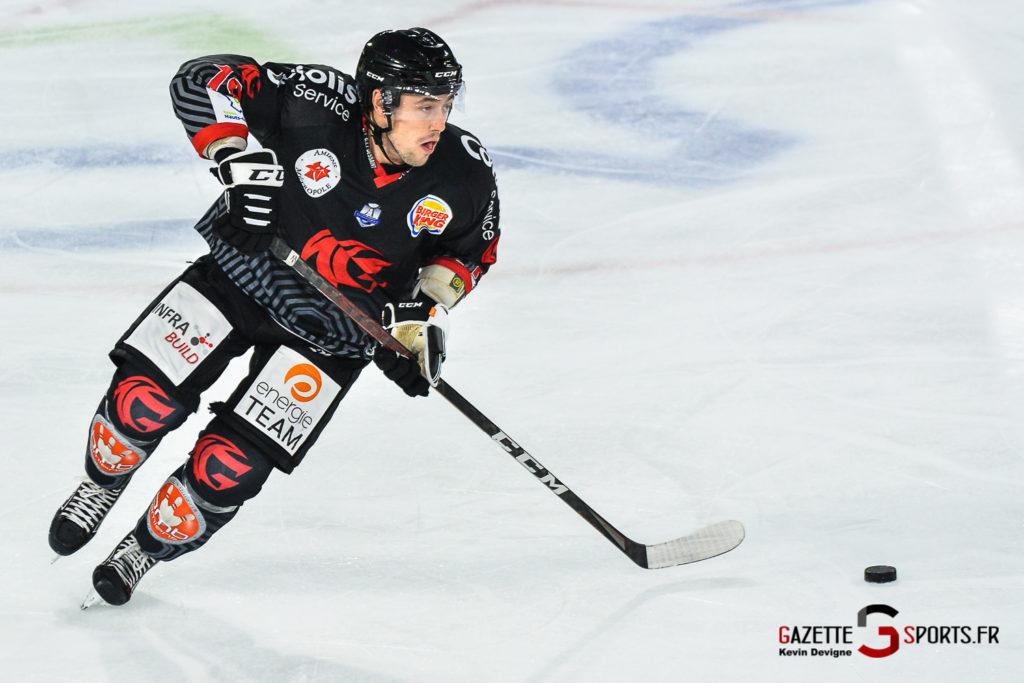 Hockey Sur Glace Amiens Vs Mulhouse J5 Kevin Devigne Gazettesports 67