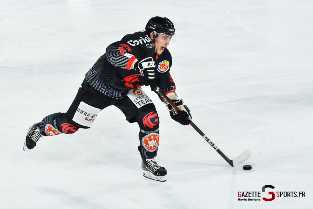 Hockey Sur Glace Amiens Vs Mulhouse J5 Kevin Devigne Gazettesports 68