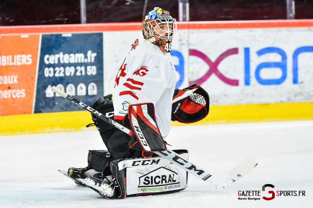 Hockey Sur Glace Amiens Vs Mulhouse J5 Kevin Devigne Gazettesports 7