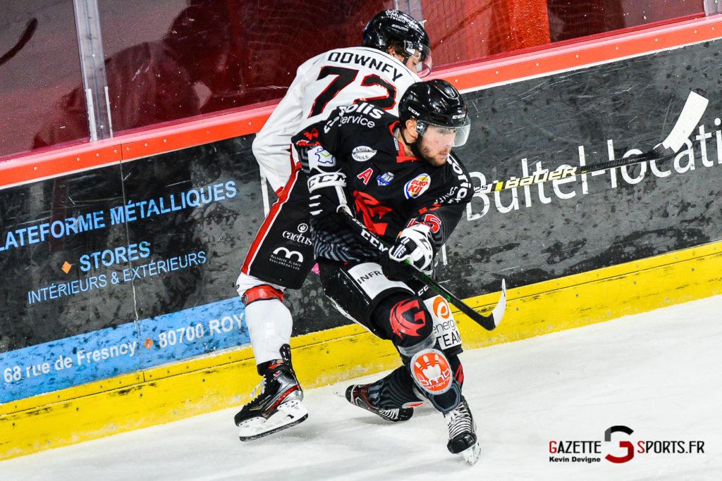 Hockey Sur Glace Amiens Vs Mulhouse J5 Kevin Devigne Gazettesports 72