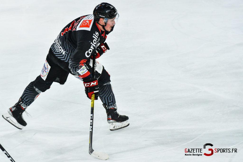 Hockey Sur Glace Amiens Vs Mulhouse J5 Kevin Devigne Gazettesports 73
