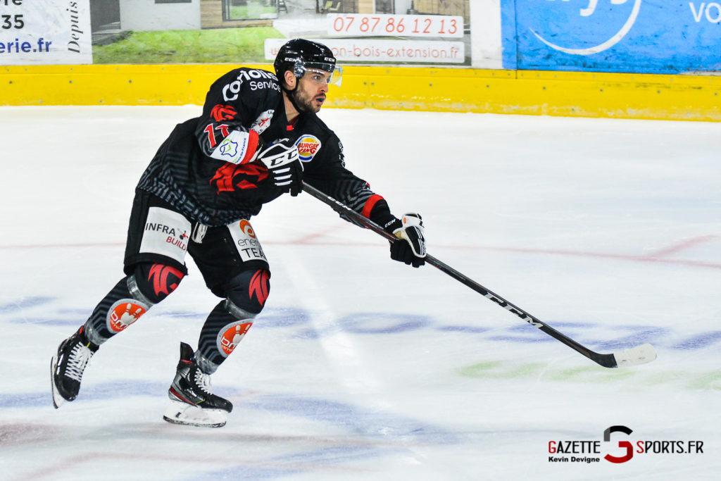 Hockey Sur Glace Amiens Vs Mulhouse J5 Kevin Devigne Gazettesports 74