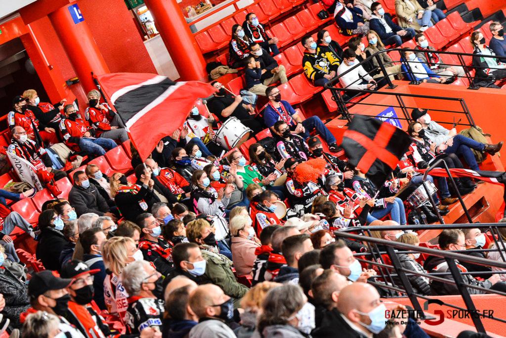 Hockey Sur Glace Amiens Vs Mulhouse J5 Kevin Devigne Gazettesports 75