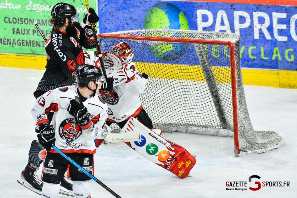 Hockey Sur Glace Amiens Vs Mulhouse J5 Kevin Devigne Gazettesports 79