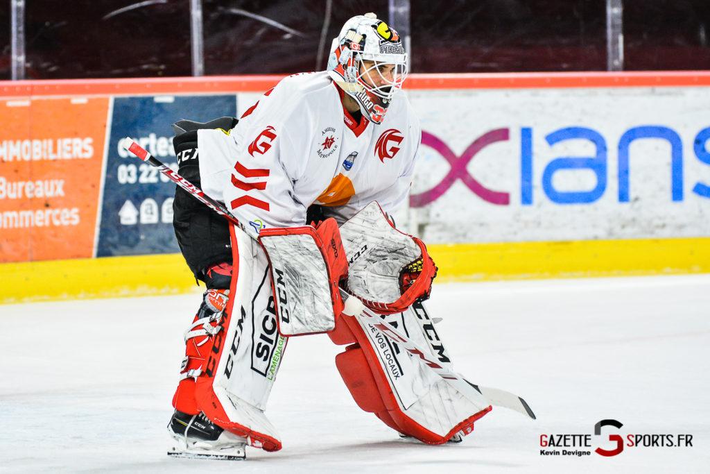 Hockey Sur Glace Amiens Vs Mulhouse J5 Kevin Devigne Gazettesports 8
