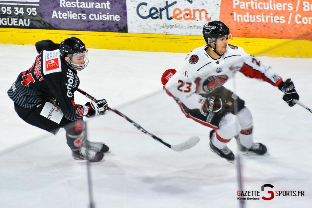 Hockey Sur Glace Amiens Vs Mulhouse J5 Kevin Devigne Gazettesports 81