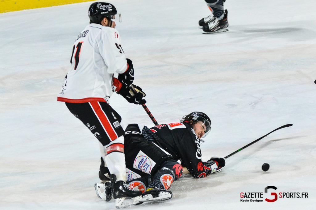 Hockey Sur Glace Amiens Vs Mulhouse J5 Kevin Devigne Gazettesports 83
