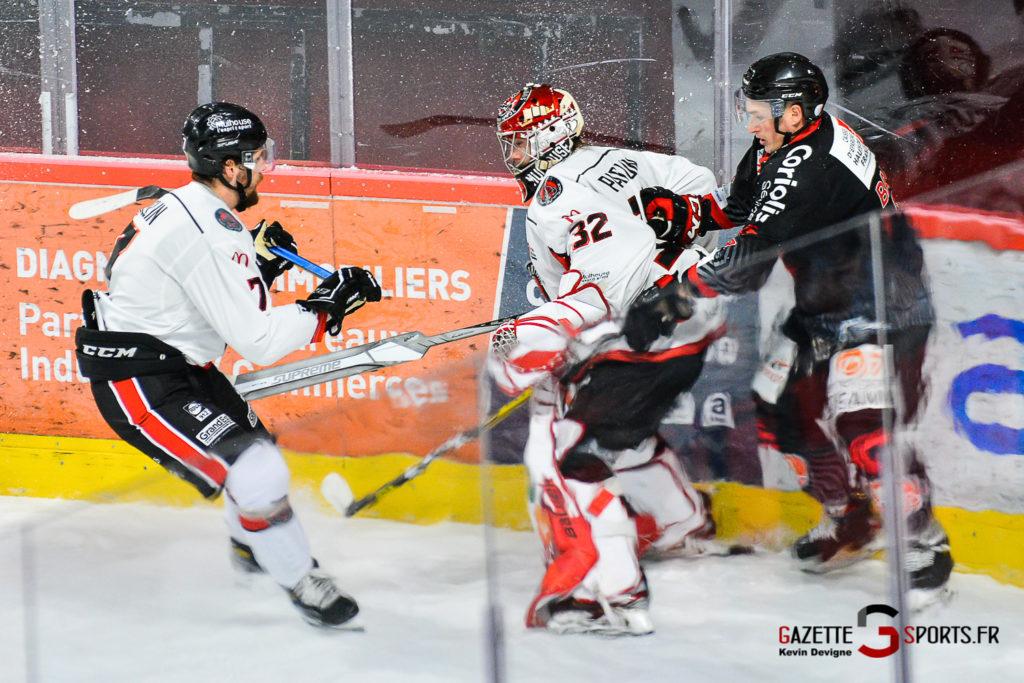 Hockey Sur Glace Amiens Vs Mulhouse J5 Kevin Devigne Gazettesports 84