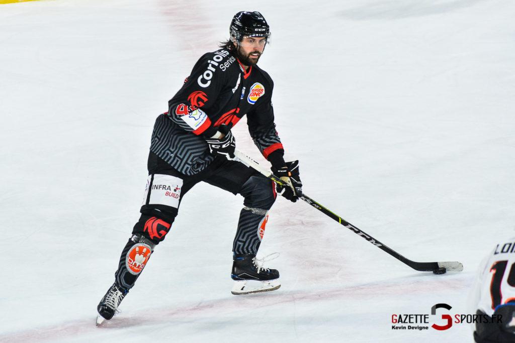 Hockey Sur Glace Amiens Vs Mulhouse J5 Kevin Devigne Gazettesports 85