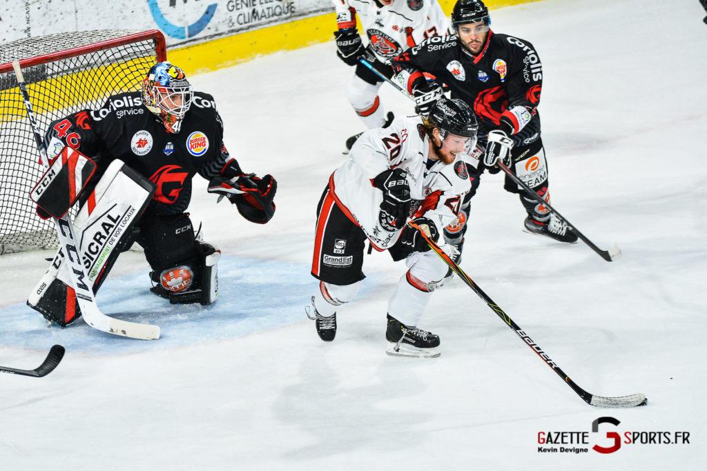 Hockey Sur Glace Amiens Vs Mulhouse J5 Kevin Devigne Gazettesports 89