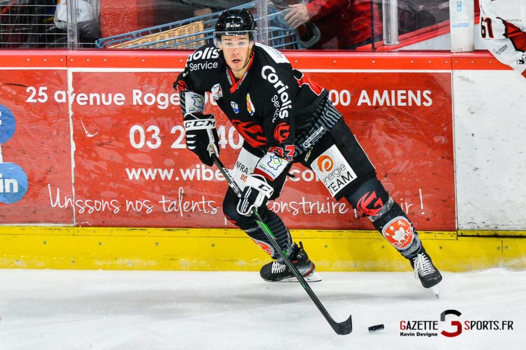 Hockey Sur Glace Amiens Vs Mulhouse J5 Kevin Devigne Gazettesports 90
