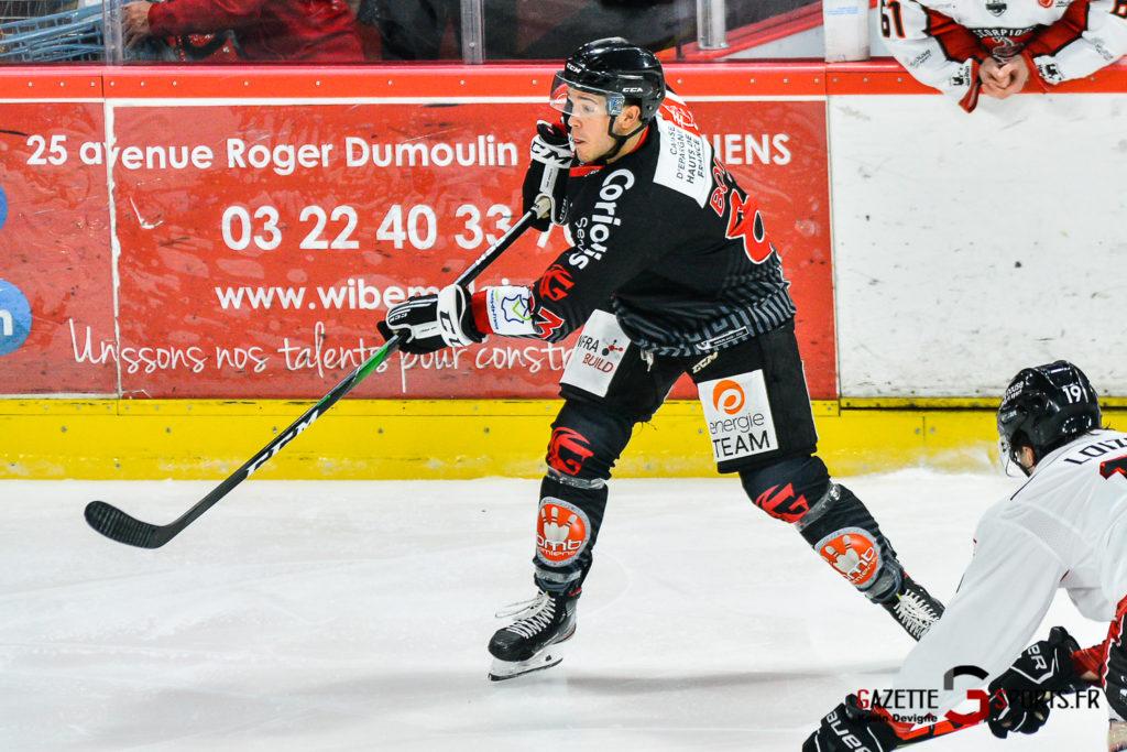 Hockey Sur Glace Amiens Vs Mulhouse J5 Kevin Devigne Gazettesports 91