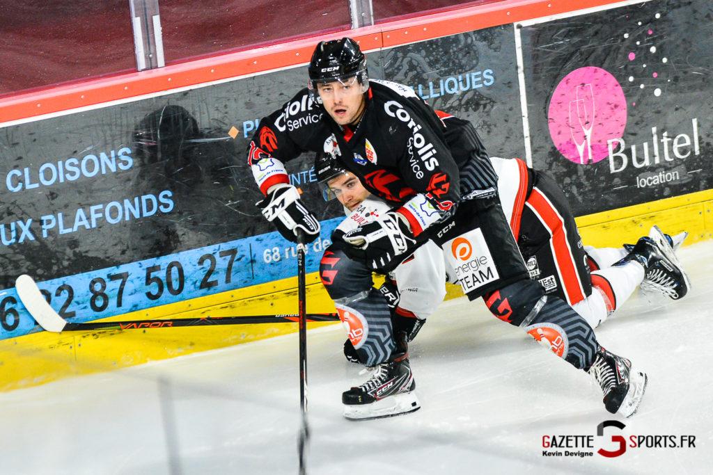 Hockey Sur Glace Amiens Vs Mulhouse J5 Kevin Devigne Gazettesports 95