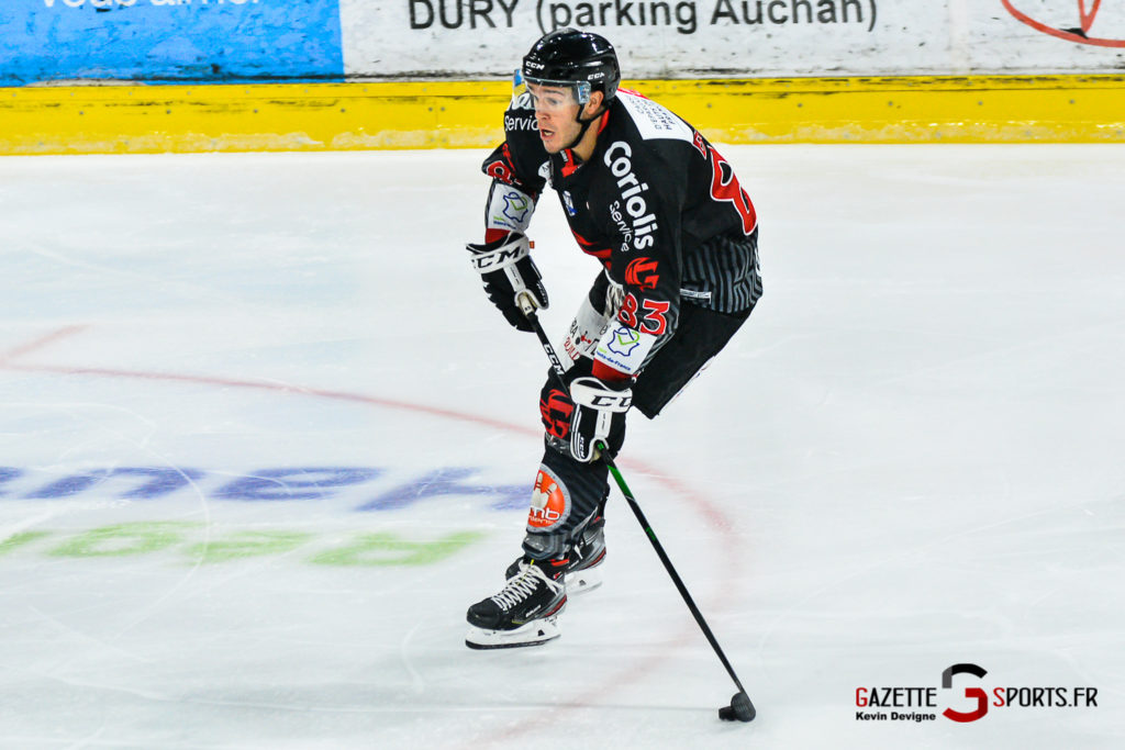 Hockey Sur Glace Amiens Vs Mulhouse J5 Kevin Devigne Gazettesports 96