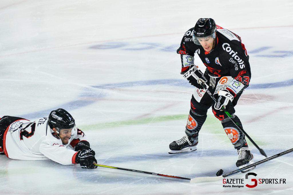 Hockey Sur Glace Amiens Vs Mulhouse J5 Kevin Devigne Gazettesports 97