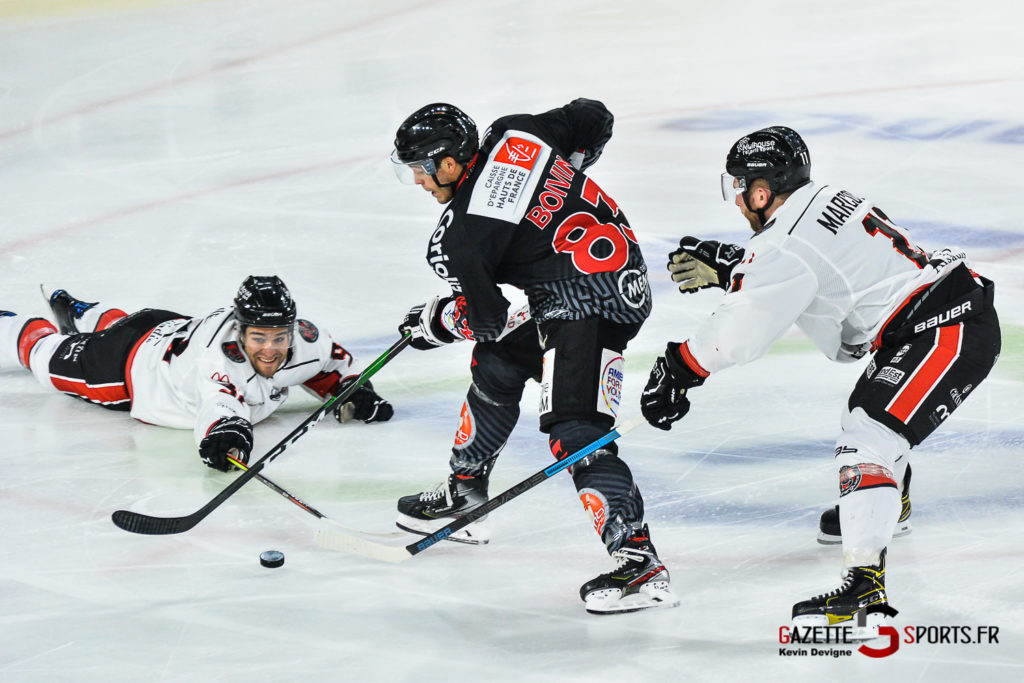 Hockey Sur Glace Amiens Vs Mulhouse J5 Kevin Devigne Gazettesports 98
