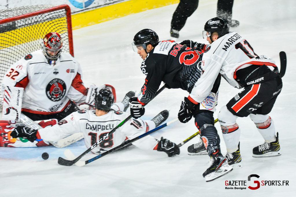 Hockey Sur Glace Amiens Vs Mulhouse J5 Kevin Devigne Gazettesports 99