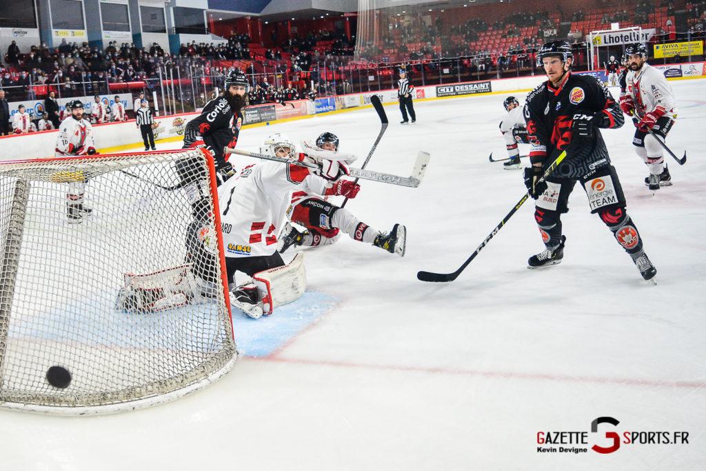 Hockey Sur Glace Gothiques Vs Briancon Kevin Devigne Gazettesports 100