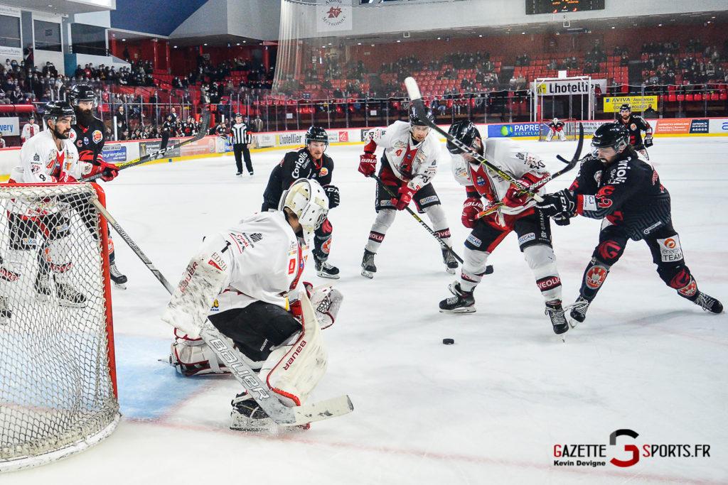 Hockey Sur Glace Gothiques Vs Briancon Kevin Devigne Gazettesports 102
