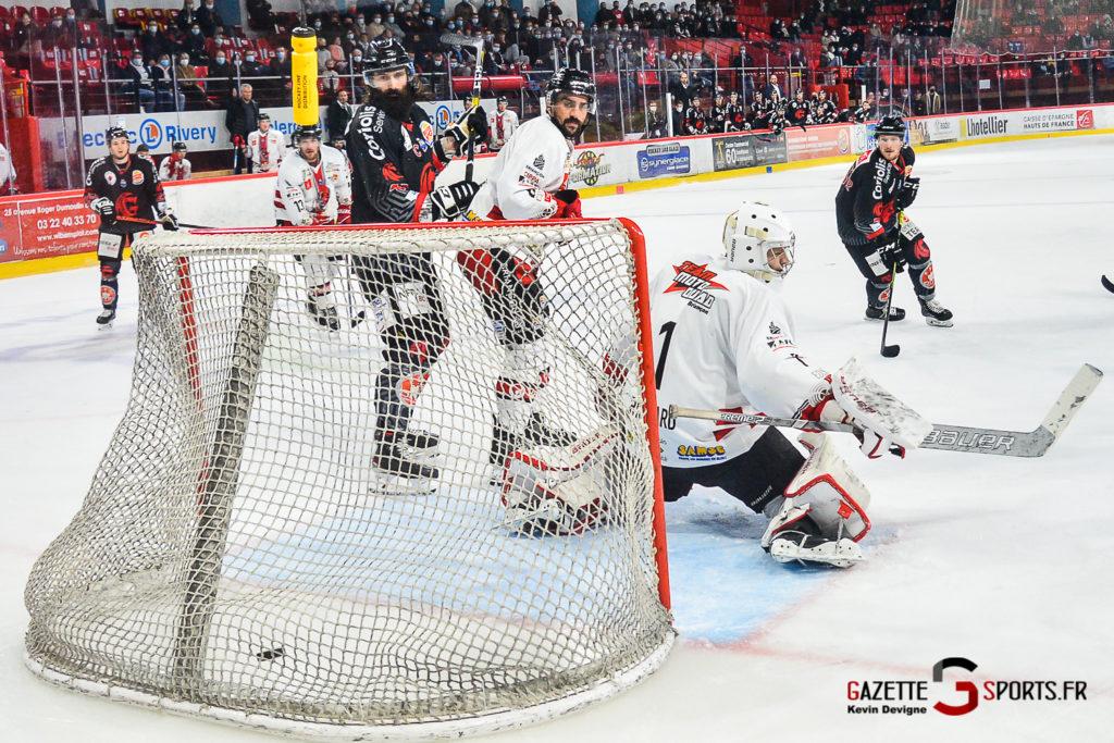 Hockey Sur Glace Gothiques Vs Briancon Kevin Devigne Gazettesports 103