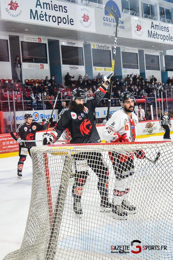 Hockey Sur Glace Gothiques Vs Briancon Kevin Devigne Gazettesports 104