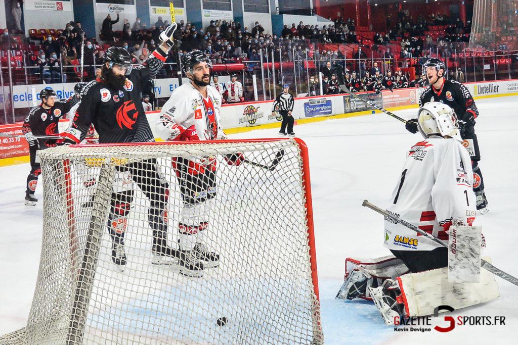 Hockey Sur Glace Gothiques Vs Briancon Kevin Devigne Gazettesports 105