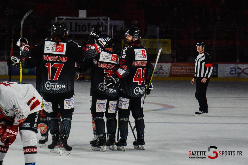 Hockey Sur Glace Gothiques Vs Briancon Kevin Devigne Gazettesports 106