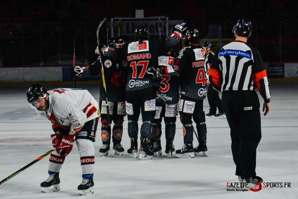 Hockey Sur Glace Gothiques Vs Briancon Kevin Devigne Gazettesports 107