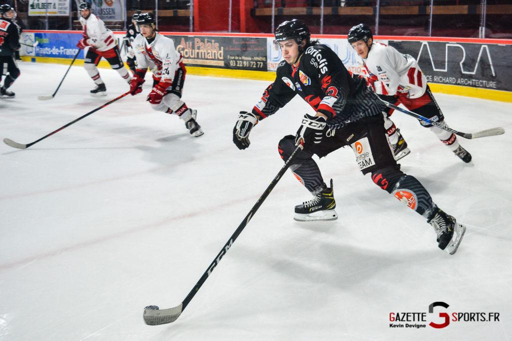 Hockey Sur Glace Gothiques Vs Briancon Kevin Devigne Gazettesports 108