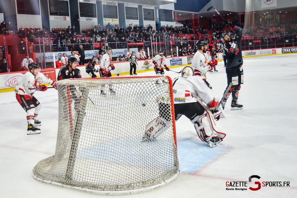 Hockey Sur Glace Gothiques Vs Briancon Kevin Devigne Gazettesports 112