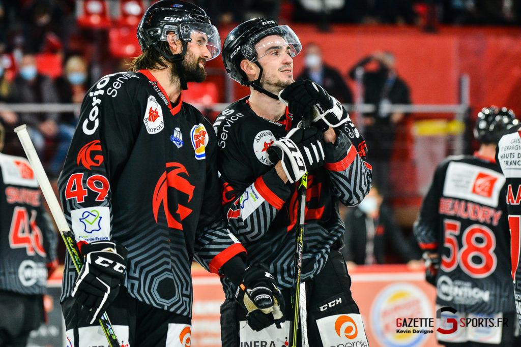 Hockey Sur Glace Gothiques Vs Briancon Kevin Devigne Gazettesports 114