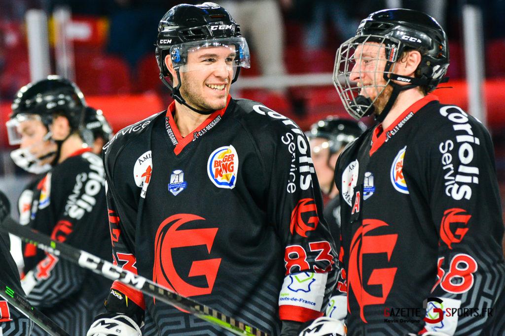 Hockey Sur Glace Gothiques Vs Briancon Kevin Devigne Gazettesports 116