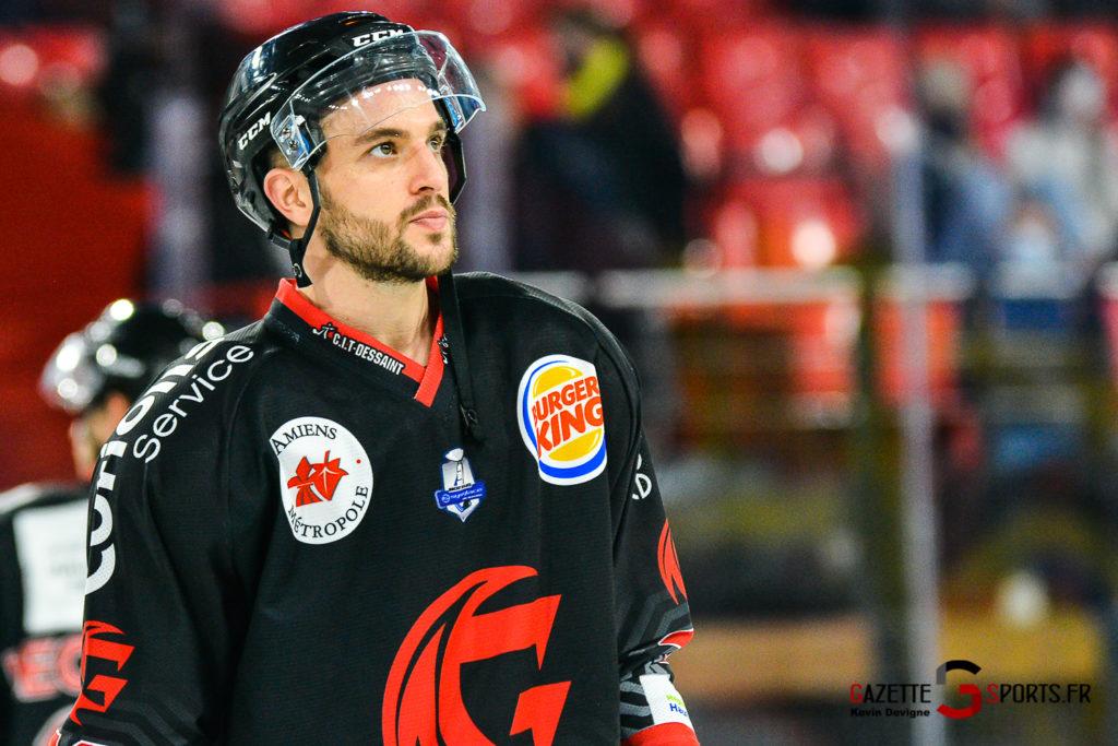 Hockey Sur Glace Gothiques Vs Briancon Kevin Devigne Gazettesports 117