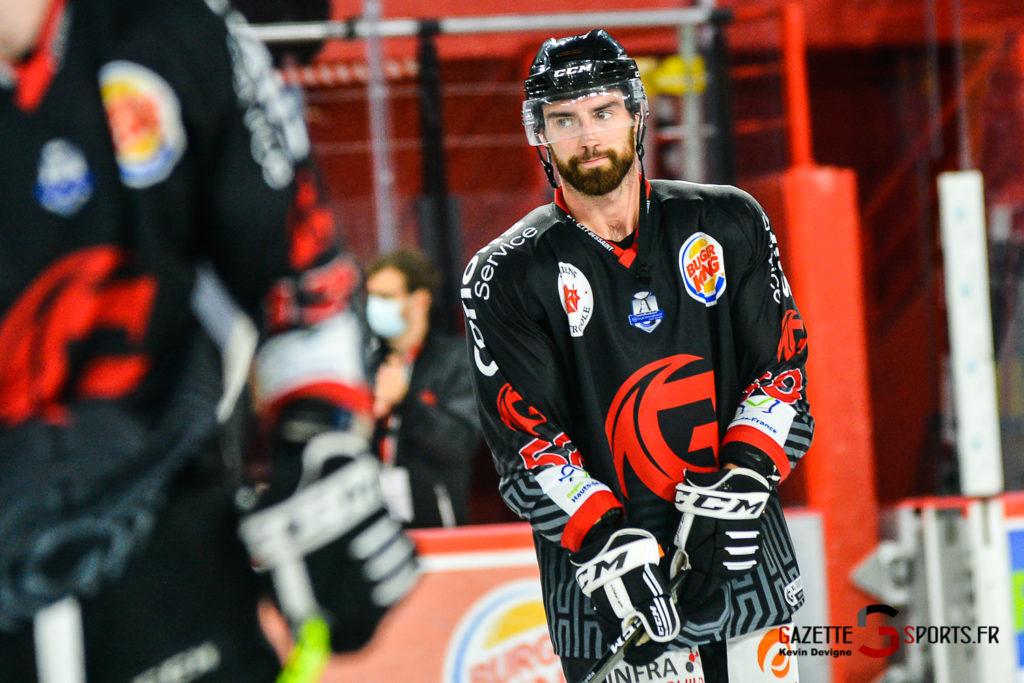 Hockey Sur Glace Gothiques Vs Briancon Kevin Devigne Gazettesports 118